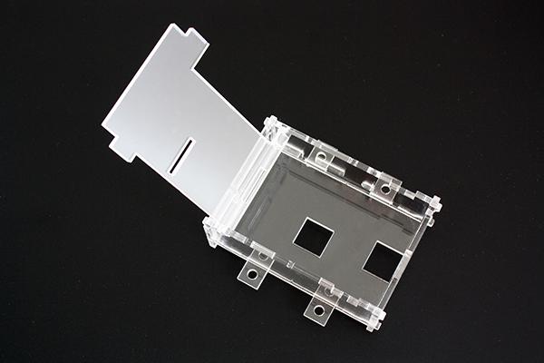 Sonderprojekt - Tiny PC-Gehäuse aus PLEXIGLAS®